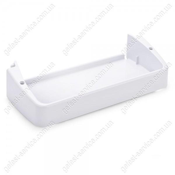 Полка-барьер двери холодильника Atlant малая белая