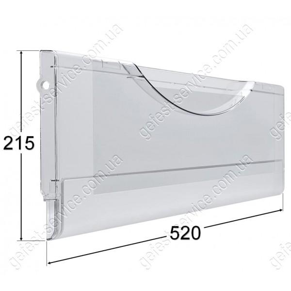 Панель 773522409000 (520x215) верхньої корзини М/К холод-ка ATLANT XM-4521, XM-4524.
