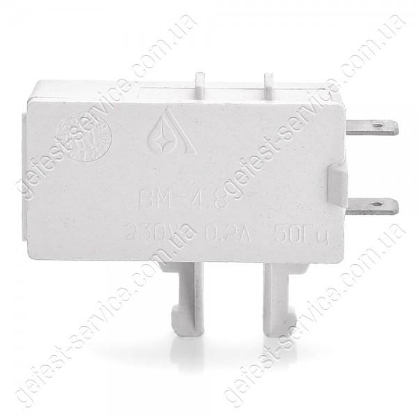 Выключатель герконовый BM-4.8 908081700138 холодильника ATLANT 17XX, 18XX