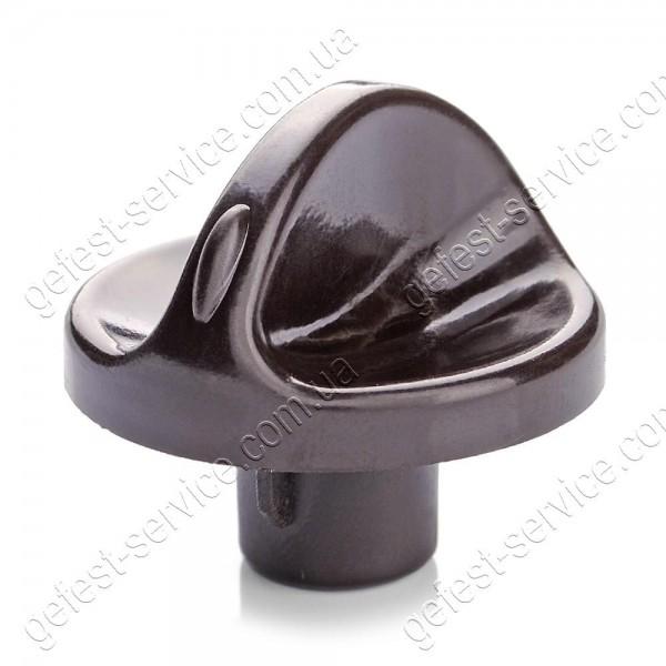 Ручка регулировочная 100.36.0.000-02 коричневая плиты GEFEST 1100, 3100