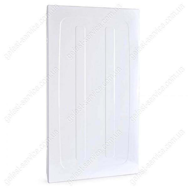 Стенка боковая 1200.06.0.000 белая с подформовкой плиты GEFEST 1200, 1300, 1500 от 2012