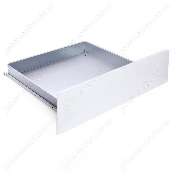 Ящик висувний 1200.06.0.000 білий з направляючими плити GEFEST 1200