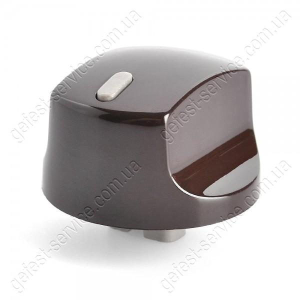 Ручка регулировочная 5100.56.0.000-01 коричневая плиты GEFEST 5100