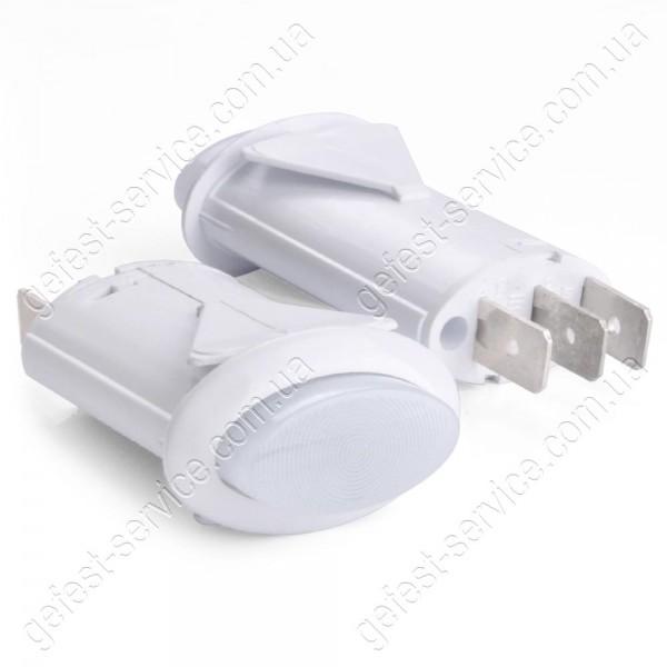 Вимикач кнопковий ВКН.511-11 включення ел. гриля плити GEFEST