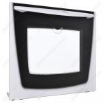 Дверь духовки 6100.16.0.000-20 плиты GEFEST 1200-C5, 1200-C6, 1200-C7 выпуском с 01.01.2019