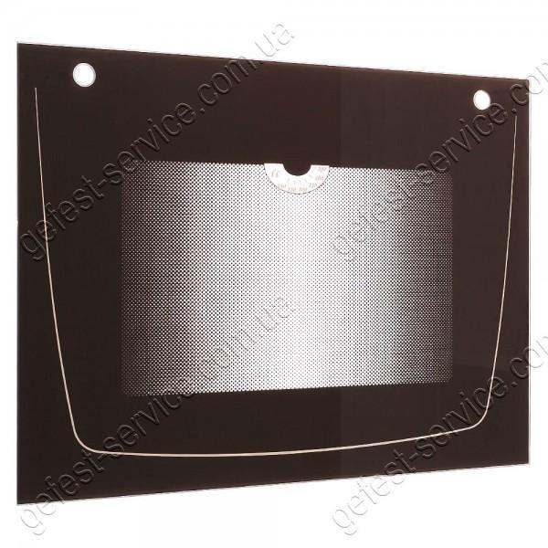 Внешнее панорамное стекло 598x443 духовки плиты GEFEST 1200-С6 К19