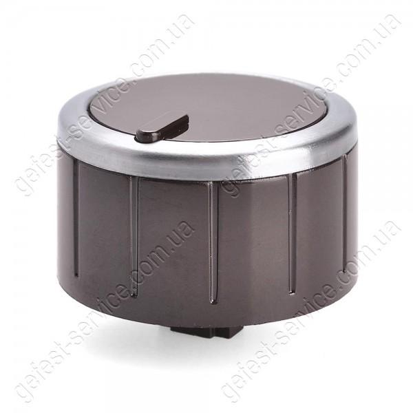 Ручка регулировочная AN37NN12H07S13B коричневая кухонной плиты GEFEST 5500