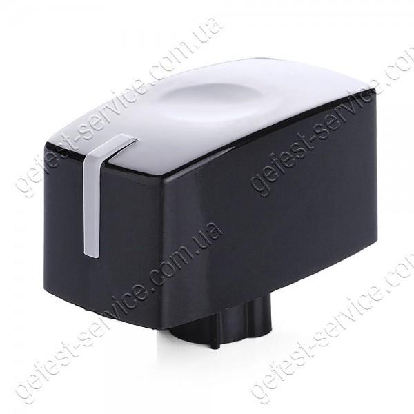 Ручка регулировочная CBH 2230.07.0.000-01 черная кухонной плиты GEFEST