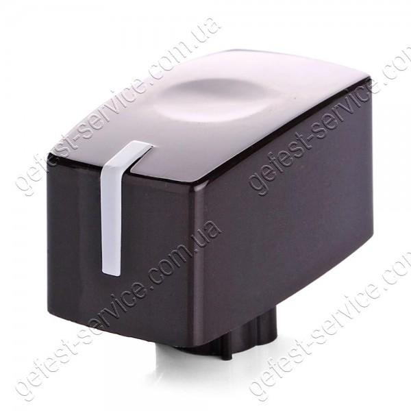 Ручка регулировочная CBH 2230.07.0.000-02 коричневая кухонной плиты GEFEST