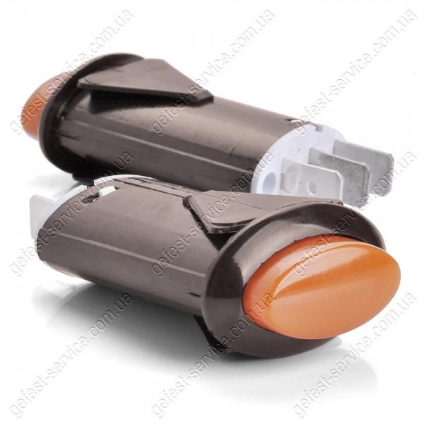 Вимикач кнопковий ВКн.511-45 включення ел. гриля плити GEFEST