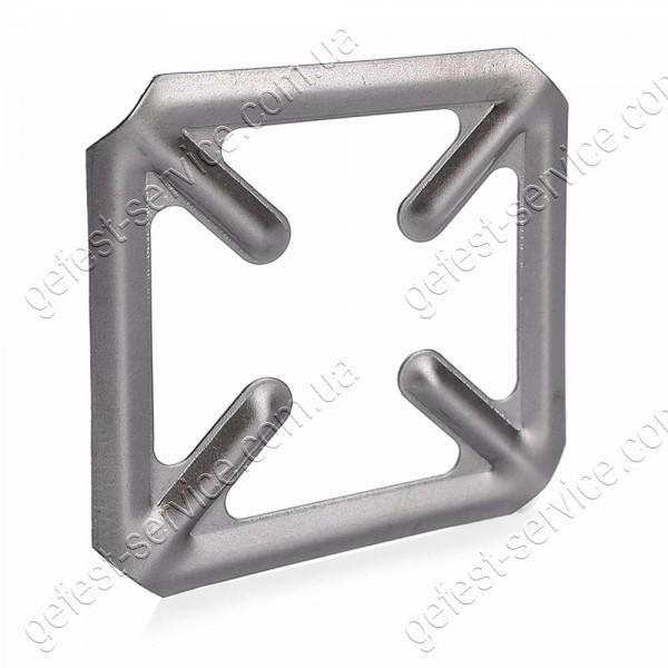 Накладка стальная решетки рабочего стола для газовой плиты