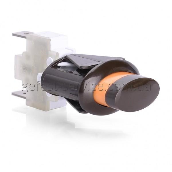 Кнопка подсветки духовки Gefest ПКн 507-443 (коричневая)