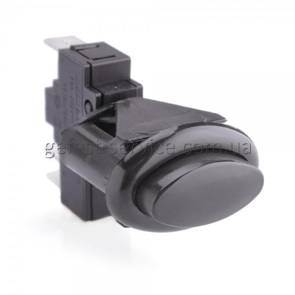 Кнопка розжига конфорок плиты Gefest ПКн 506-222 черная