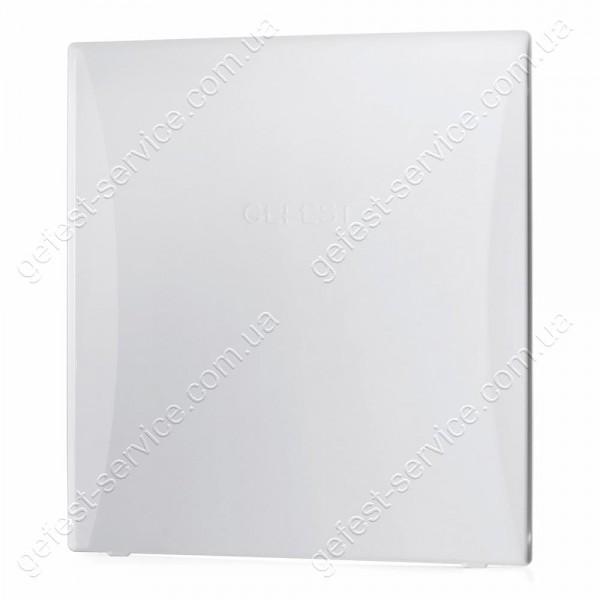 Крышка 3200.00.0.001 белая металлическая плиты GEFEST 3200-00...  3200-06, 3200-07
