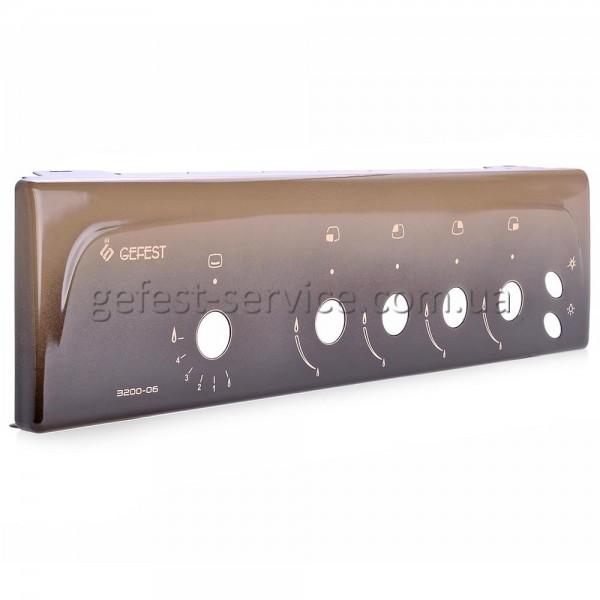 Панель управ. 3200.00.0.005-54 плиты GEFEST 3200-06 K19, K29, K79 выпуском от 01.01.2010