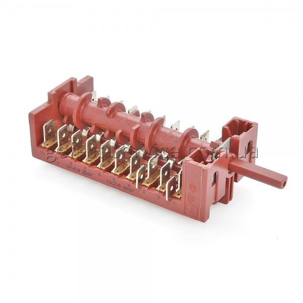 Переключатель мощностей 891003 плиты GEFEST 5102, 6140, 6502 (9 режимов)