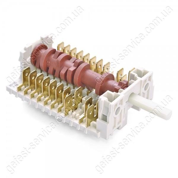 Переключатель мощности 11HE/285  плиты GEFEST 5102, 6140, 6502 (9 режимов)