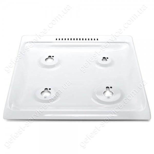 Стіл 3200.00.0.002-02 емальований білий плити GEFEST 3200-06 К33, 3200-07 К33