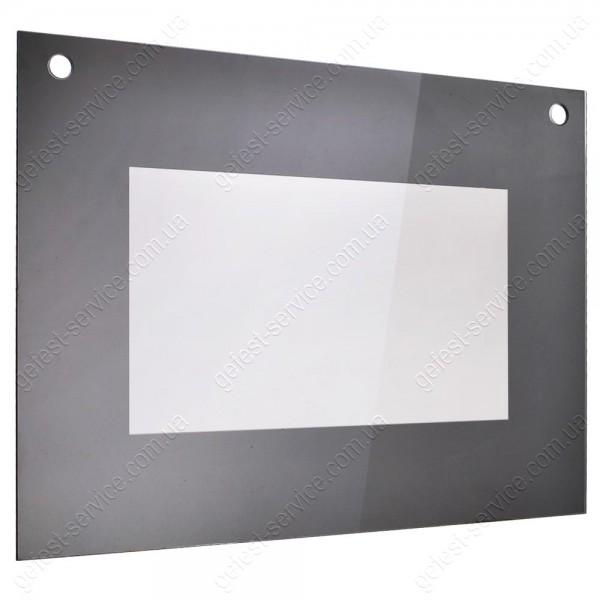 Стекло панорамное 598x443 (1200.18.1.000-02) плиты GEFEST 1200-C (зеркальное)