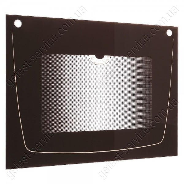 Стекло панорамное 598x443 (1200.18.1.001-20) плиты GEFEST