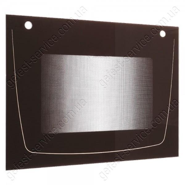 Внешнее панорамное стекло 598x443 духовки плиты GEFEST 1200-С К19