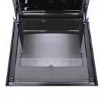 Внутреннее жаростойкое стекло духовки Gefest 400x435