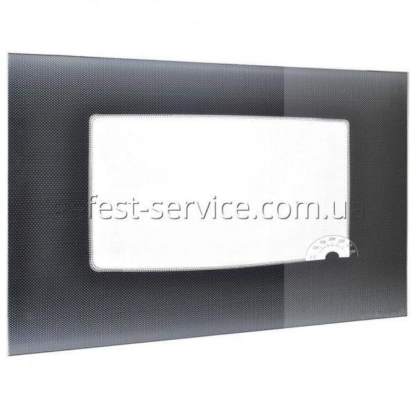 Стекло 1100.66.0.003-12 двери духовки плиты GEFEST