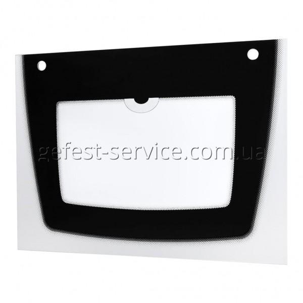 Панорамное стекло двери духовки плиты GEFEST 1200 -C5, -C6 (2012-2019)