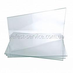 Стекло внутреннее 380x280 двери духовки плиты GRETA 1470-00 выпуском до 2011 года