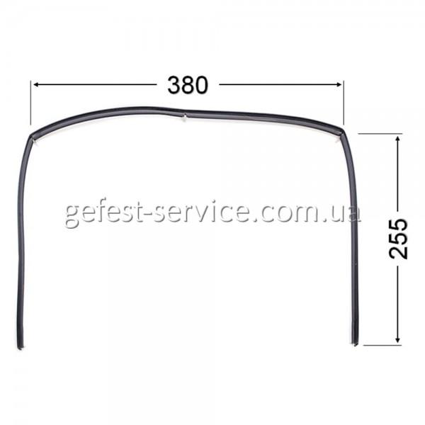 Резиновый уплотнитель дверцы духовки Gefest 1467-04.000A-01