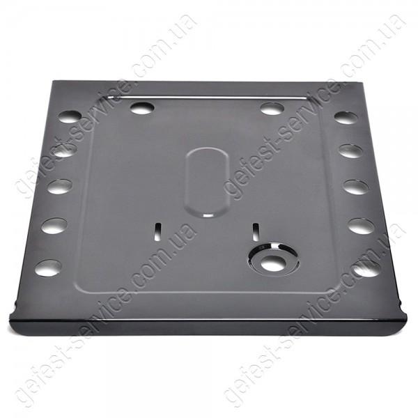 Дно духовки 1470-00.00.00.005 газовой плиты GRETA 1470-00. Размер: 370x443 мм.