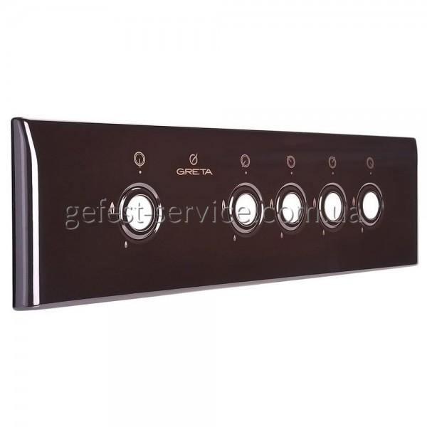 Панель управления GRETA 1470-00 исполн. 12, 16, 17, 20, 21, 23 коричневая