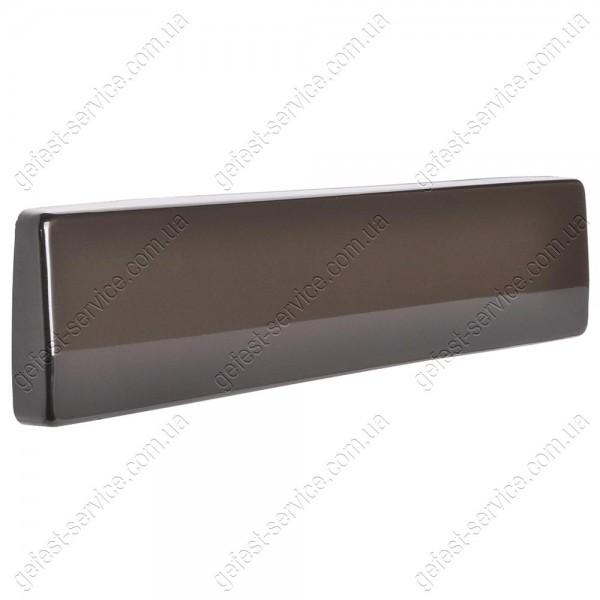 Щиток от брызг коричневый плиты GRETA 1201, 1470... Размеры щитка: 498x100 мм.