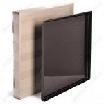 Крышка металлическая корич. плиты GRETA 1470-00 от 2011. Размер крышки: 500x488 мм.