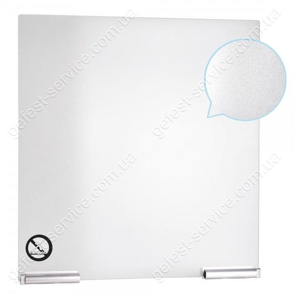 Крышка стеклянная в сборе для кухонной плиты Greta 1470. Размер крышки: 465*495 мм.