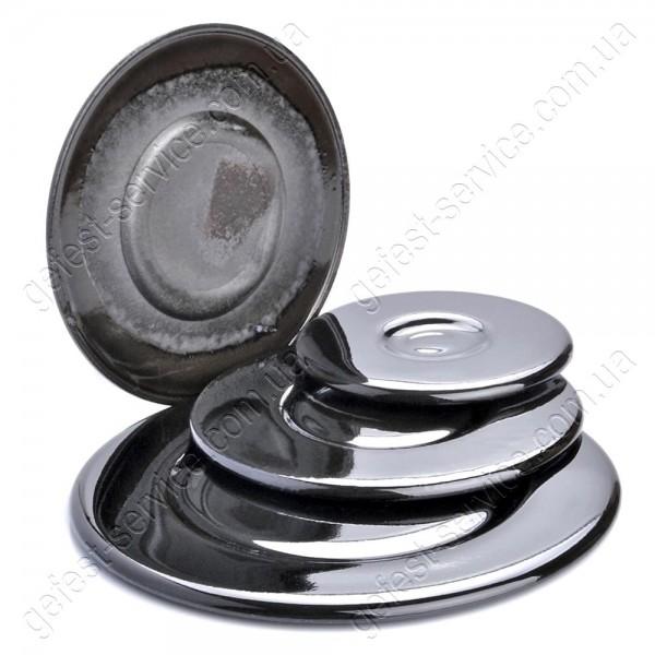 Крышки 712311.008-00,-01, -02 горелок плиты GRETA выпуском от 2008 года (комплект из 4шт.)