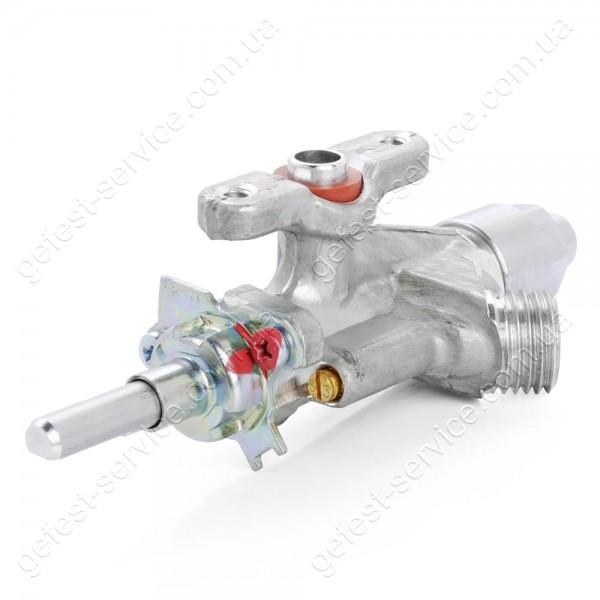 Кран COPRECI CAL 20703A/660 средней конфорки газовой плиты GRETA 1470, 600
