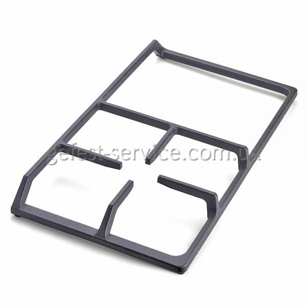 Решетка чугунная рабочего стола кухонной плиты GRETA 1470-ГЭ (половинка). Размер: 230x460
