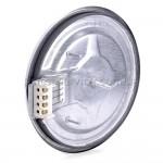 Конфорка электрическая чугунная 180-1,5/220 подсоединение под винт