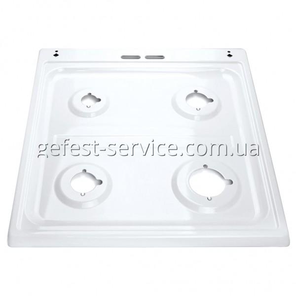 Стіл емальований білий під металеву кришку плити GRETA 1470-00 випуск 2011 року