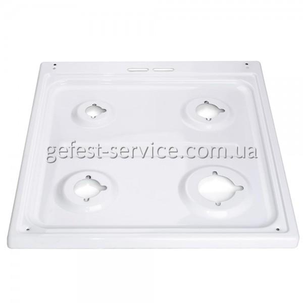 Стол эмалированный белый под стеклянную крышку плиты GRETA 1470-00 с 2008 по 2011