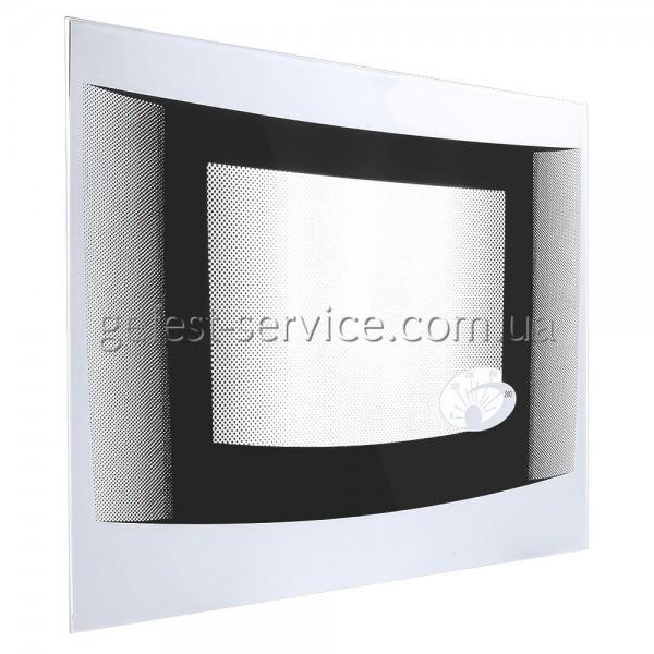 Стекло панорамное 498x396 белое плиты GRETA 1470 выпуском до 2011