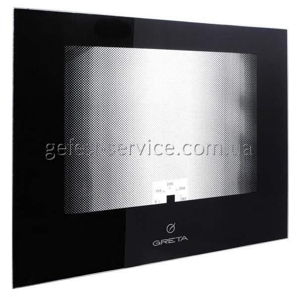Оригинальное внешние панорамное стекло кухонной плиты Greta 498x396