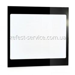 Стекло внутреннее 405x390 двери духовки плиты GRETA 1470-00 выпуском от 2011 года