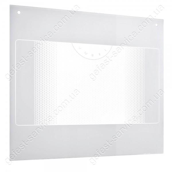 Стекло панорамное 490x435 белое плиты NORD выпуском с 2006 по 2008